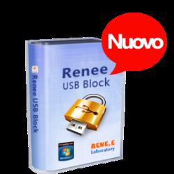 Renee usb block negozio