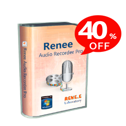 acquista renee audio recorder pro