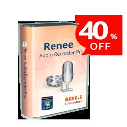 acquista renee audio recorder pro