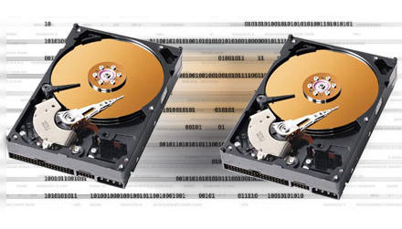 copiare hard disk