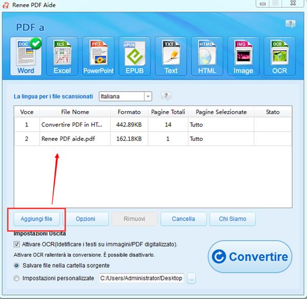 programma per convertire jpg in pdf free