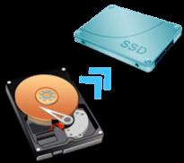 copiare hdd su SSD con renee becca