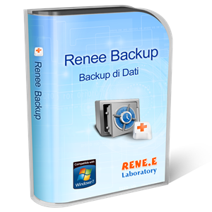 Renee Backup, backup dati 300
