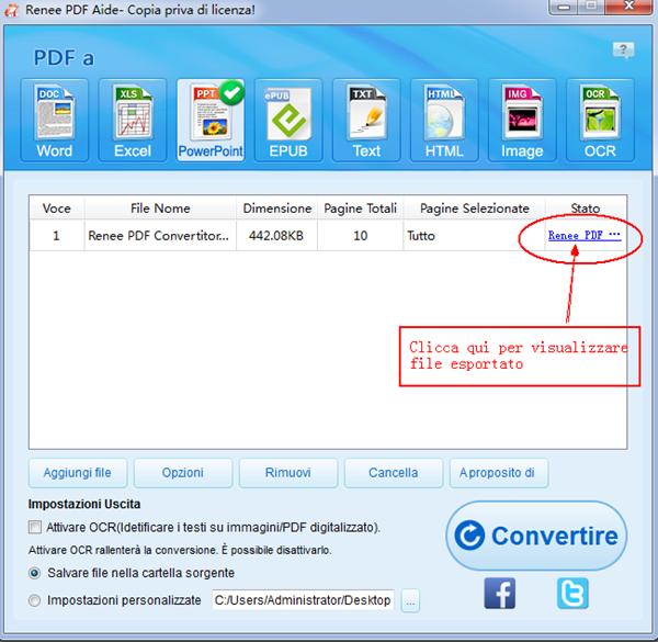 4 visualizzare file esportato_600