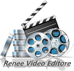 modifica video con Renee Video editore