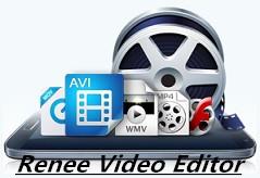 renee video editor unire video