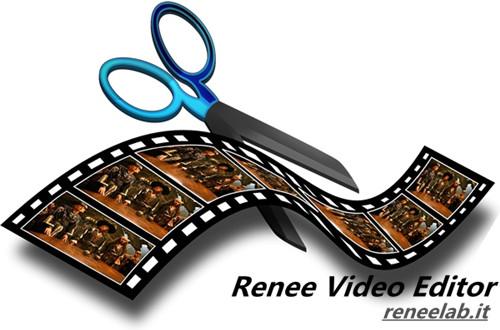 renee video editor programma per tagliare video