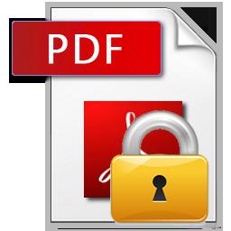 PDF bloccare