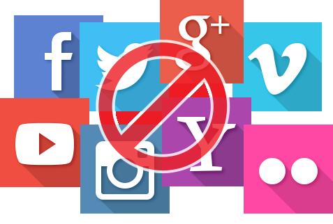 bloccare siti web
