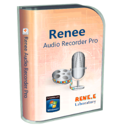 renee audio recorder pro 250
