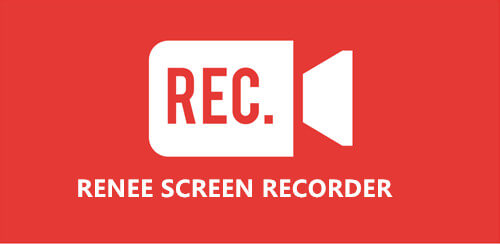 Registrare schermo Renee screen recorder