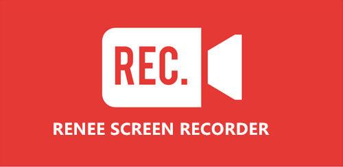 Registrare schermo Renee screen recorder