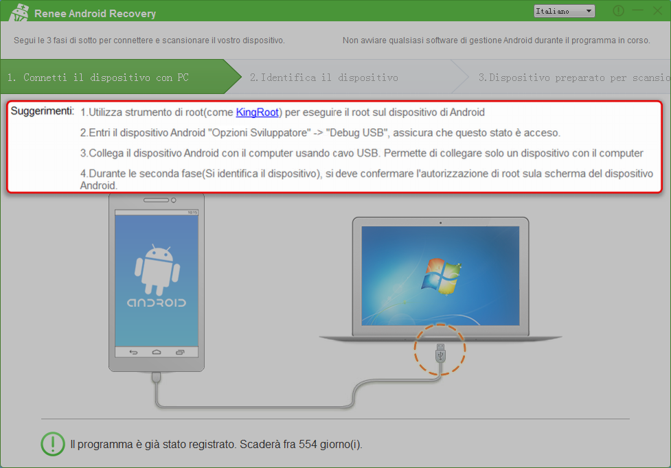 recover android photos with renee android recovery-1