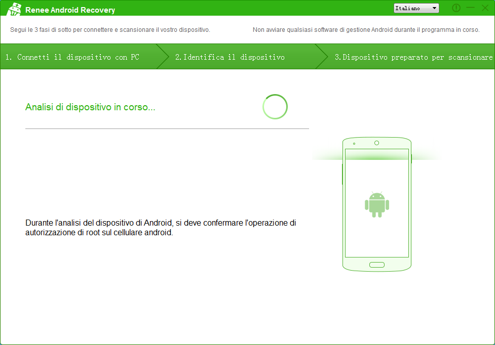 recover android photos with renee android recovery-5